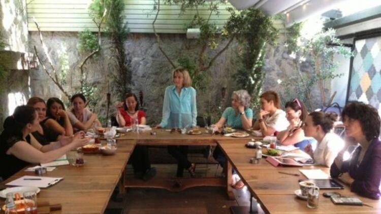 Beslenme dedektifi Dorfman, bloggerlar ile buluştu!