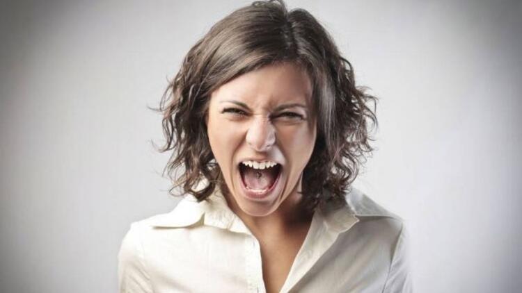 Öfkenizi ifade edin!