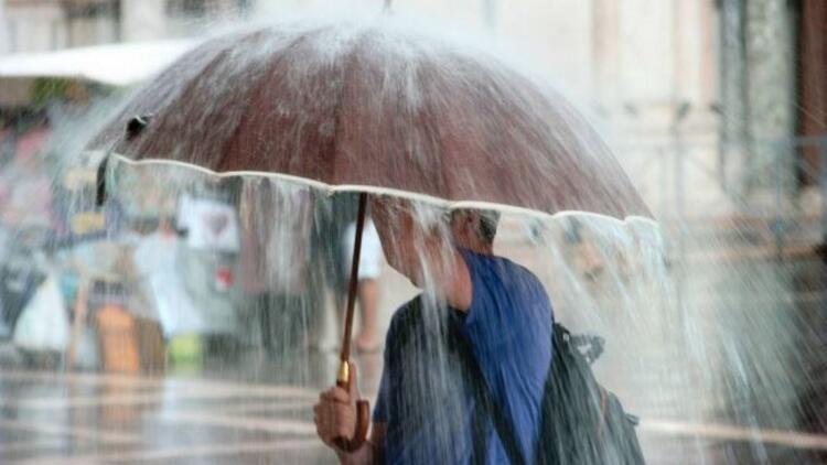 Yağışlı hava tekrar geliyor