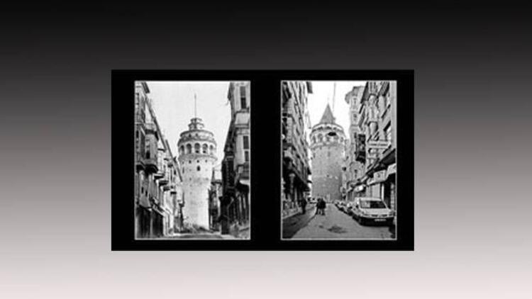100 yıl önce 100 yıl sonra İstanbul