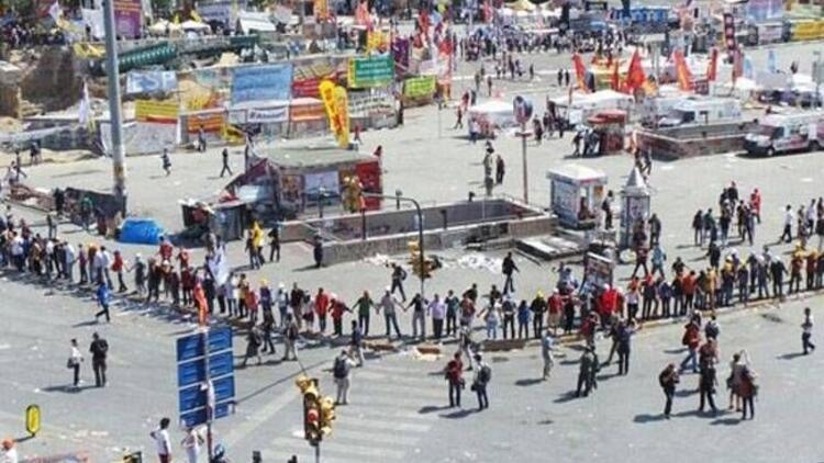 Gezi Parkı olaylarından arta kalan