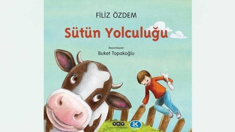 Sek Süt'ten çocuklara masal kitabı
