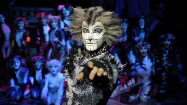 Dünyaca ünlü Cats müzikali İstanbul'da!