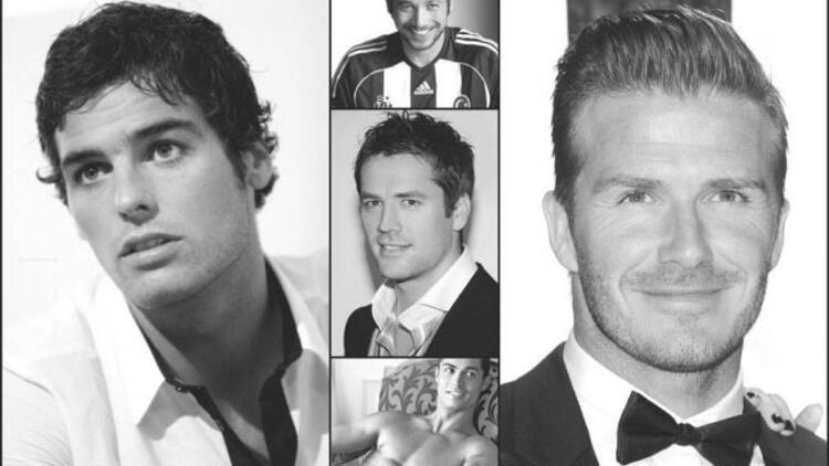 Dünyanın en yakışıklı futbolcuları