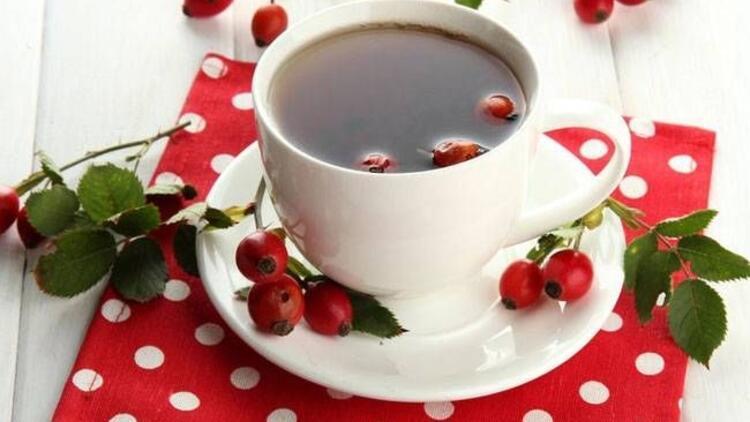 Kuşburnu çayının 8 önemli faydası
