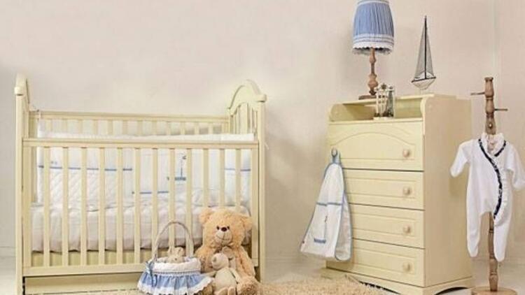 Bebeğin odası hem şık hem konforlu olmalı