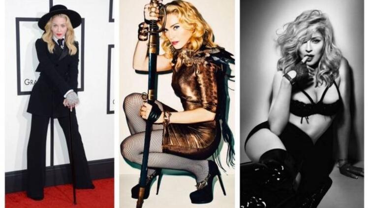 Madonna'yı 1 gecede zayıflatan diyet