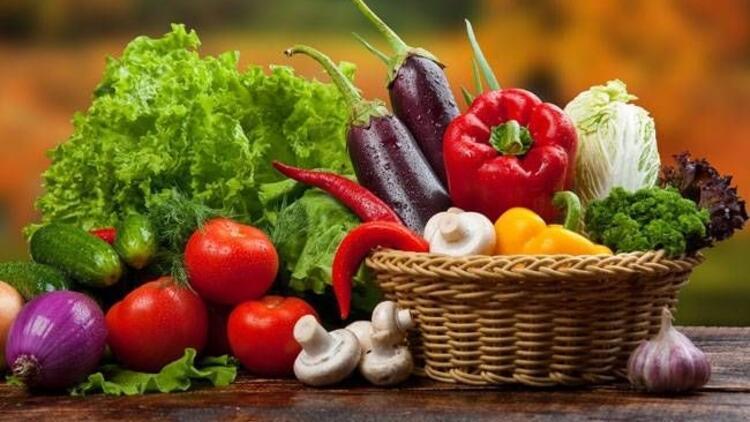 Sağlıklı beslenmenin de renkleri var