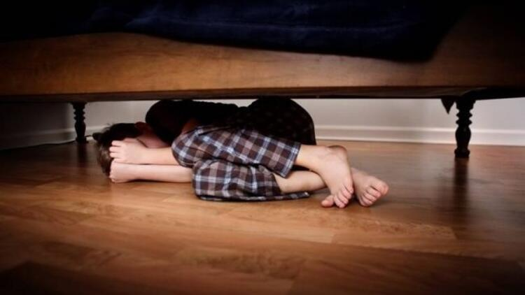 Çocuklarda gece korkularına neden oluyor
