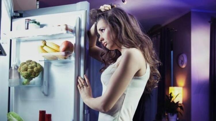Yoksa gece yeme sendromu mu yaşıyorsunuz?