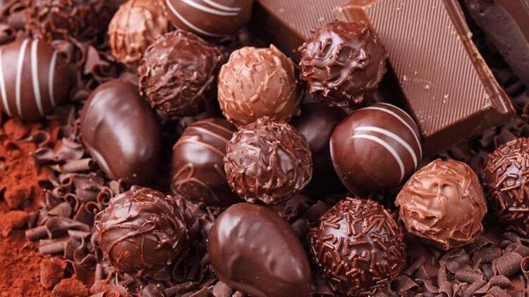 Ağızları tatlandıran çikolatanın faydaları