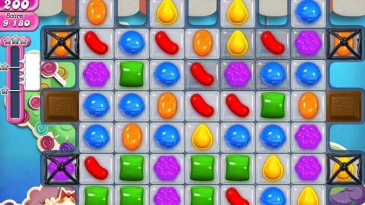 Günde 1 saat Candy Crush oynamak göze iyi geliyor