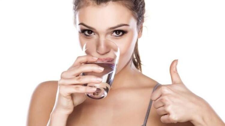 Soğuk su içmek metabolizmayı hızlandırıyor