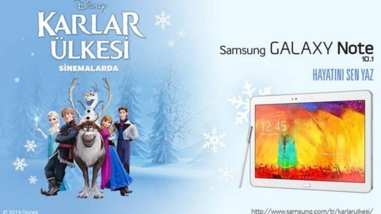 Yeni Galaxy Note 10.1 tanıtıldı!