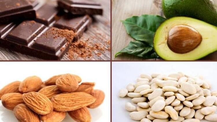 Kolesterolü düşüren mucize besinler