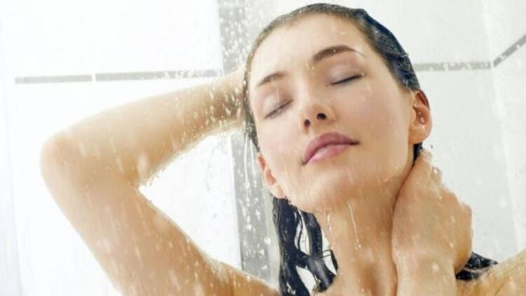 Her gün ılık suyla duş alın