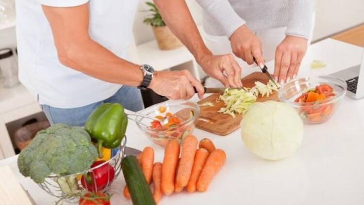 Yemeğin kalorisini düşürmek için tüyolar