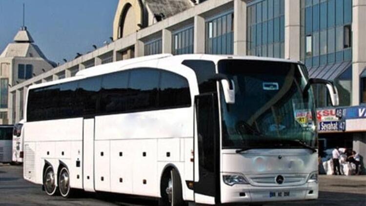 Otobüsler tekerlekli morglara dönüşüyor