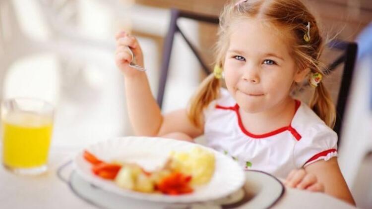 Çocuğunuz ishal olduysa bu besinleri yedirin