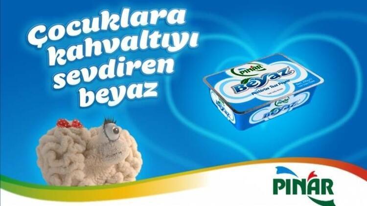 Pınar'ın yeni kuklası Beyno'yu Demet Akbağ konuşturdu