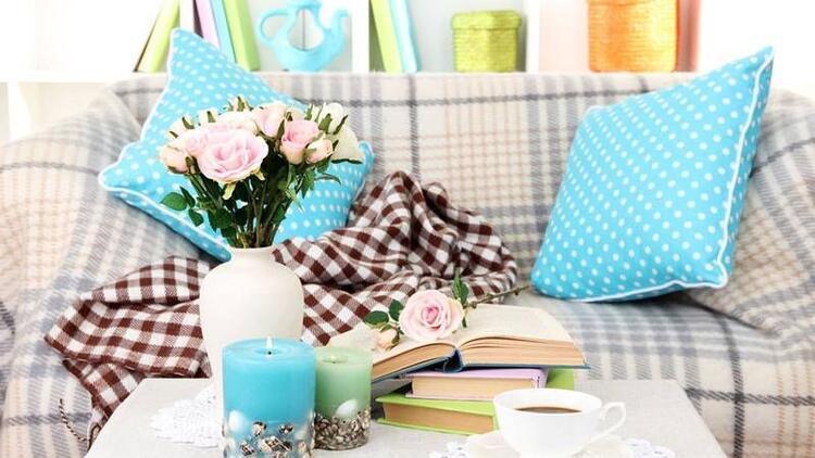 İlkbahara özel dekorasyon önerileri