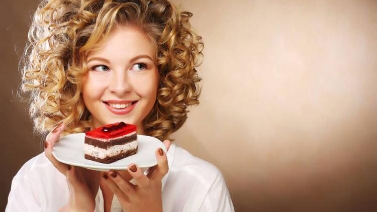 1 dilim pastayla diyet bozulmaz!