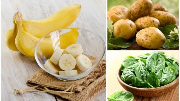 Tansiyonu düşüren 10 harika besin