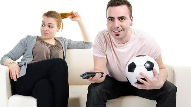 Erkekler ve kadınların maç izlerken farklılıkları