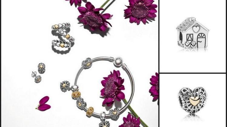 Pandora'dan Anneler Günü'ne özel koleksiyon