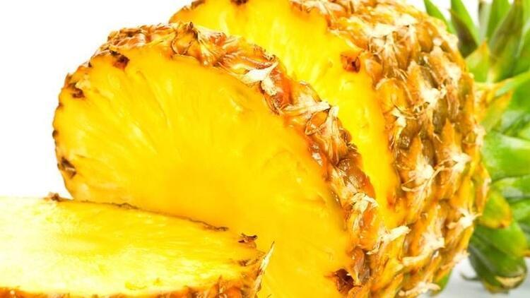 Selülitlerinizden kurtulmak için ananas tüketin