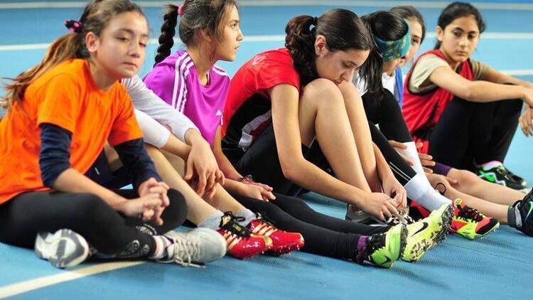 Cheetos'un sponsorluğunda çocuklar spora başlıyor