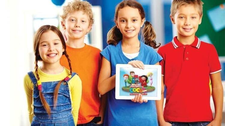 Kidzania biletiniz Hürriyet Çocuk Kulübü'nden!
