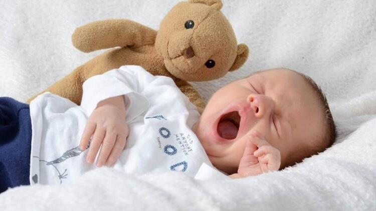 Uyuyakalan bebeklerin komik halleri