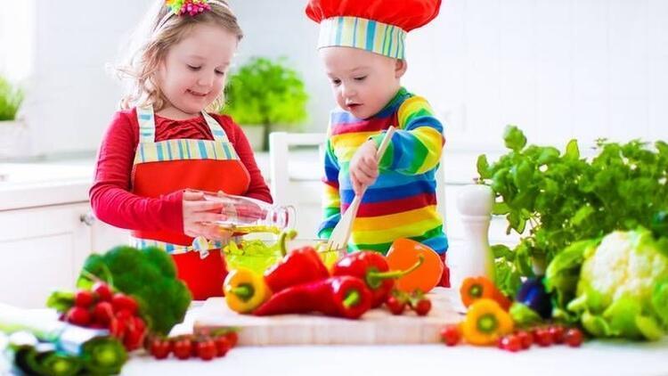 Bu kış sebzeleri çocuğunuza ilaç olacak!