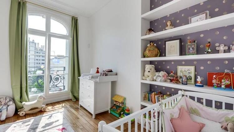 Daha toplu bir çocuk odası için 10 parlak fikir