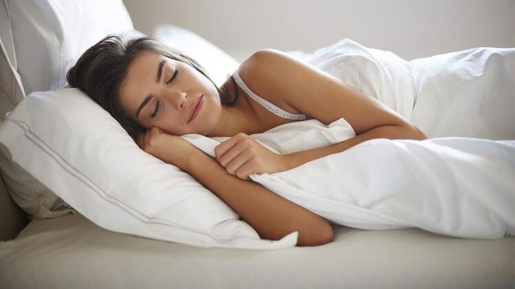 İyi ve kaliteli uykuyla kilo verebilirsiniz!