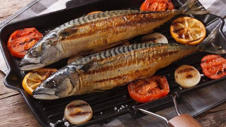 Sağlık deposu balığı haftada 2 defa tüketin!