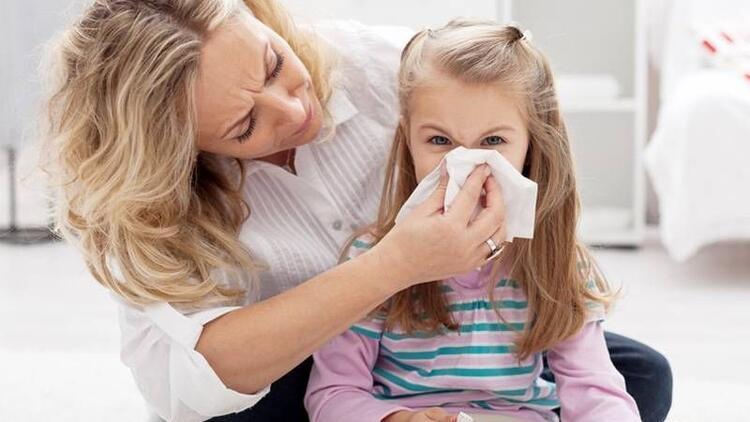 Çocuklarda geniz akıntısı tedavisi
