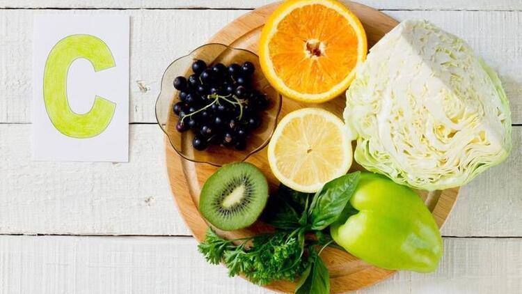 C vitamini ile hastalıklardan korunun