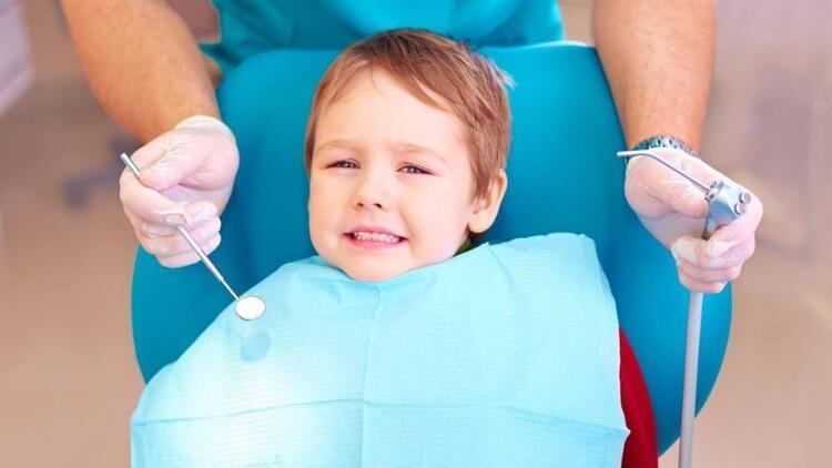 Çocuklarda diş hekimi korkusuna son