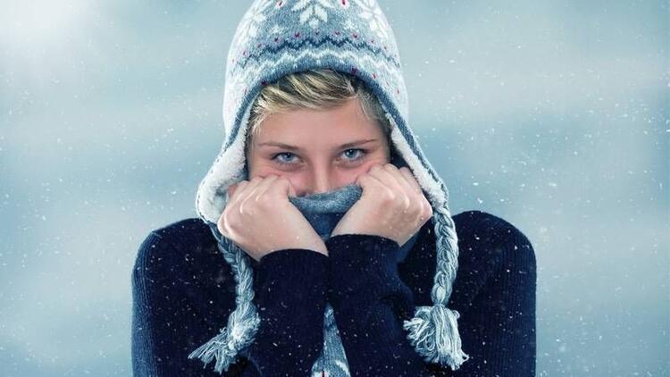 Soğuk ve rüzgarlı hava egzamayı artırıyor!
