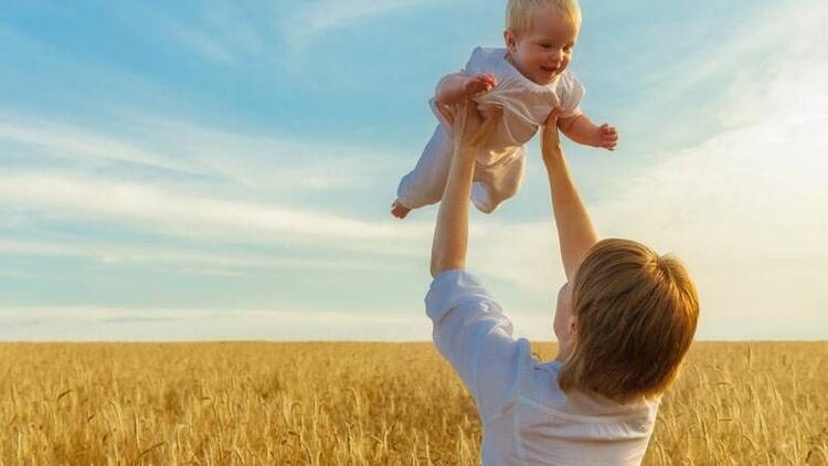 Bebeğinizi havaya fırlatmayın!