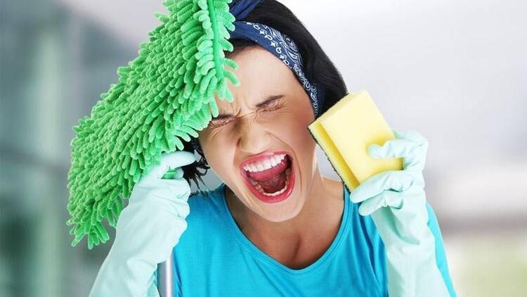 Aşırı temizlik hastalıklara yol açıyor!