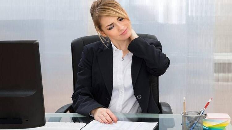 Ofis ağrılarını azaltmak için 5 öneri!