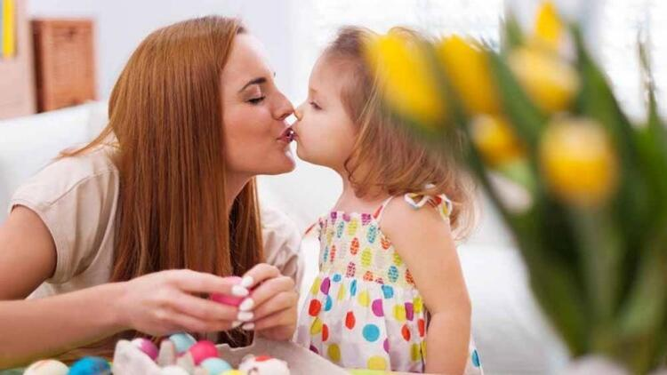 Çocuğunuzu dudaktan öpmeyin!