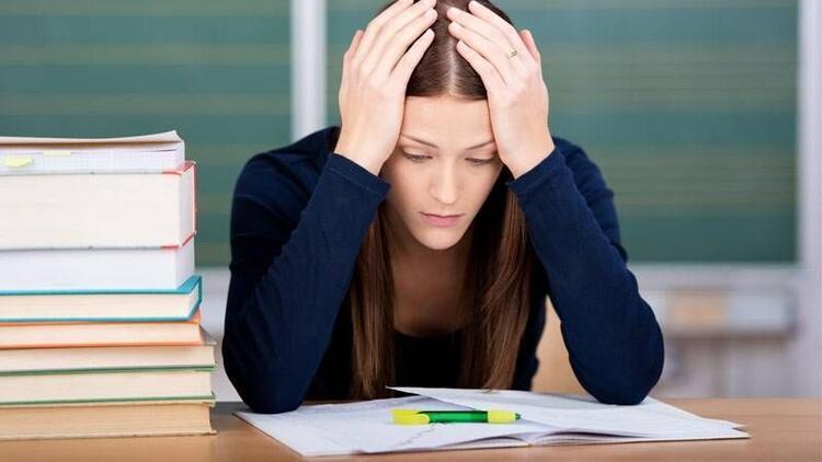 Sınav kaygısı ile baş etme yolları