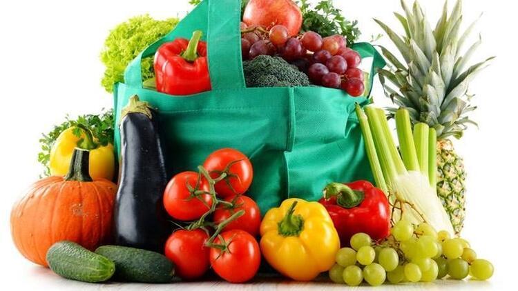 Renklerine göre sebze meyvelerin faydaları!