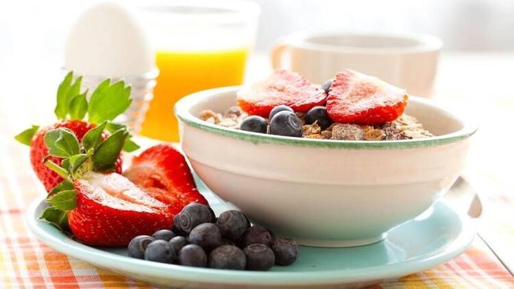 Zayıflatan 8 kahvaltılık