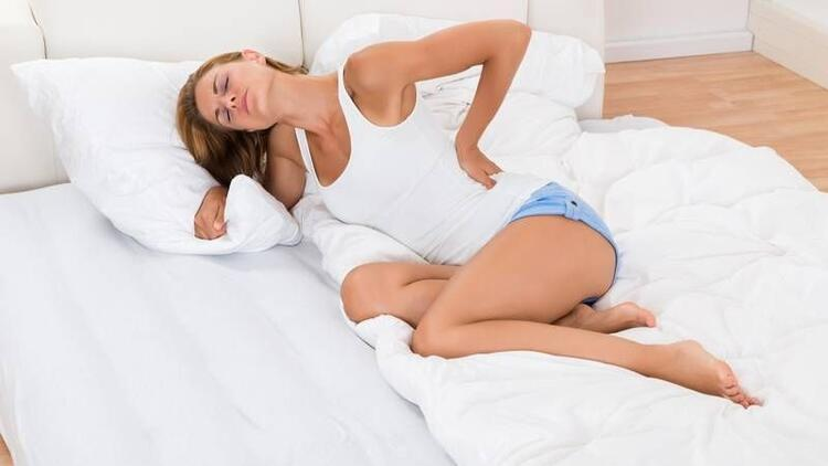 Stres, bel ağrısına sebep olur mu?