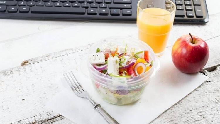 Ofis çalışanlarına özel 3 diyet programı